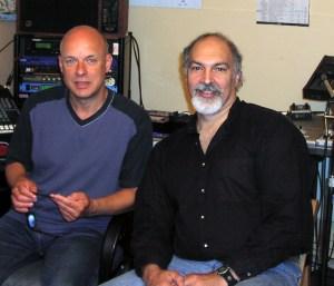 John Diliberto & Brian Eno