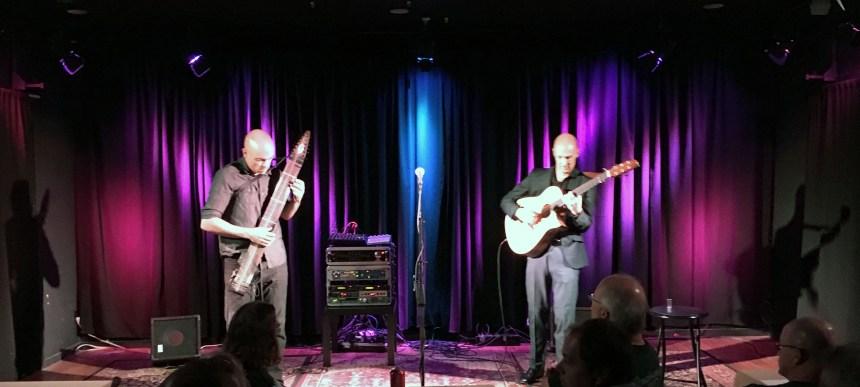 Tom Greisgraber & Bert Lams at Kennett Flash
