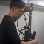 Geist with Drone Half-guitar