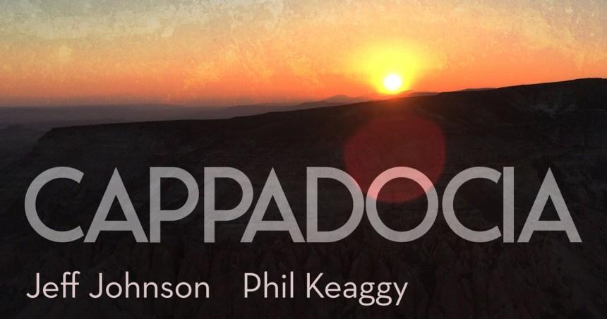 Johnson 7 Keaggy Cappadocia Cover Half