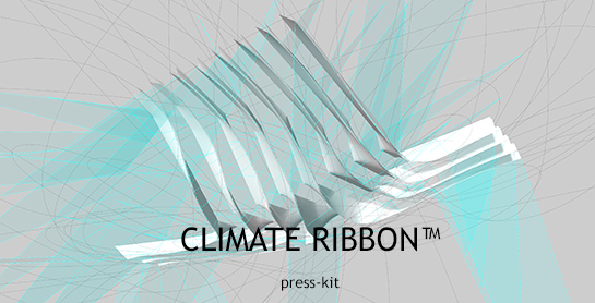 CLIMATE RIBBON™ press-kit