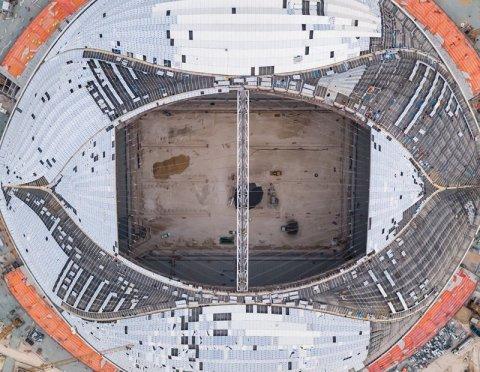 AL WAKRAH STADIUM, QATAR 2022
