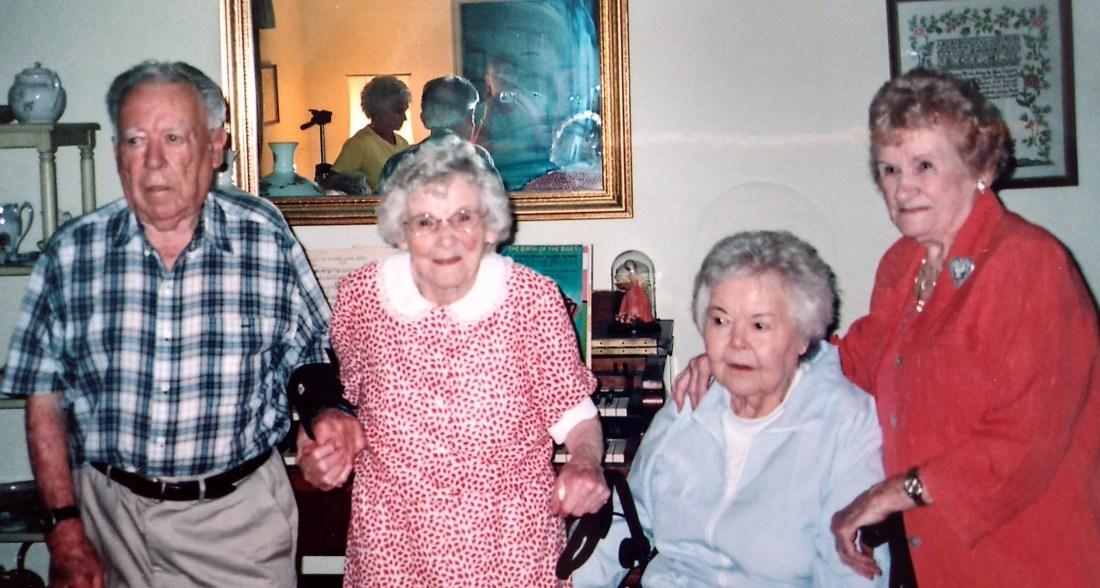 Billy Crawford, Earl Taylor, Lois Taylor, Elizabeth