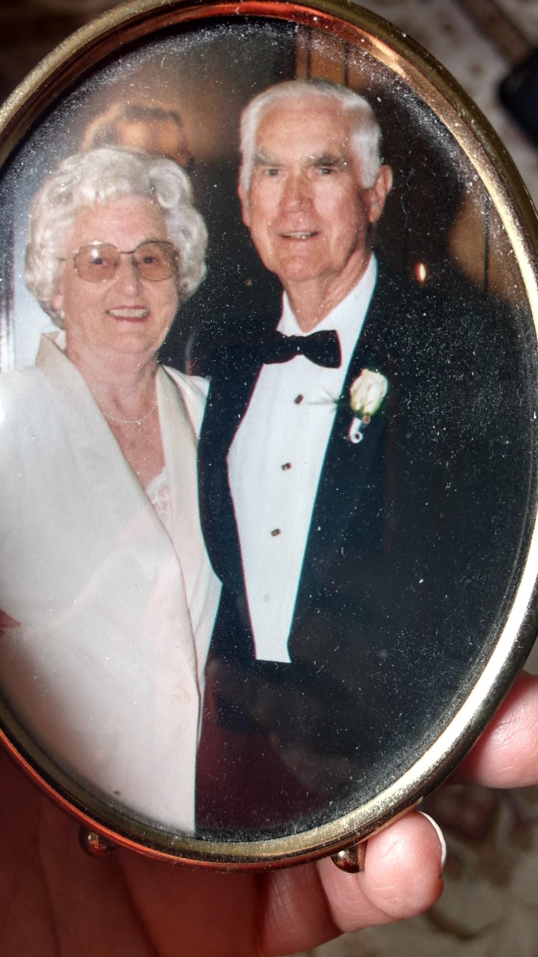 Christine and Ezra (2nd husband)