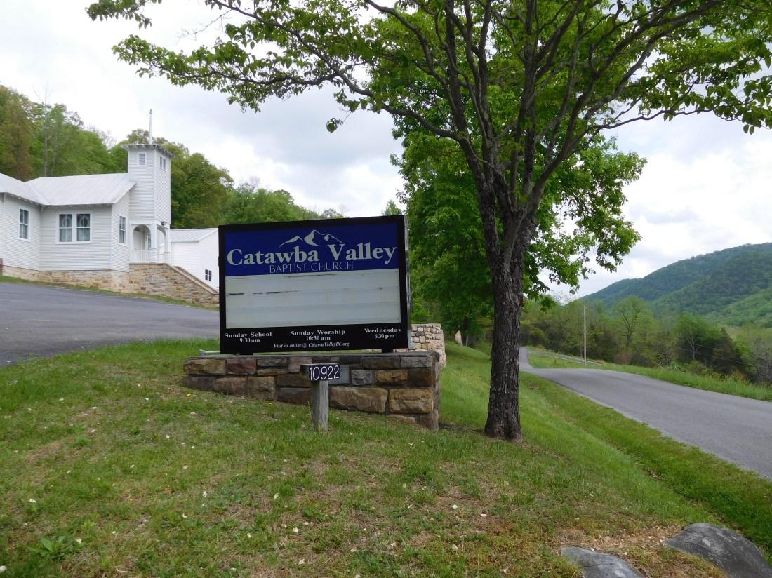 Catawba Valley Baptist Church