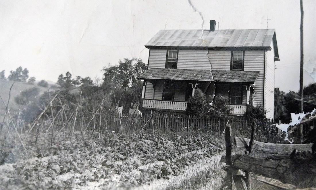 William and Luemma Garman's House