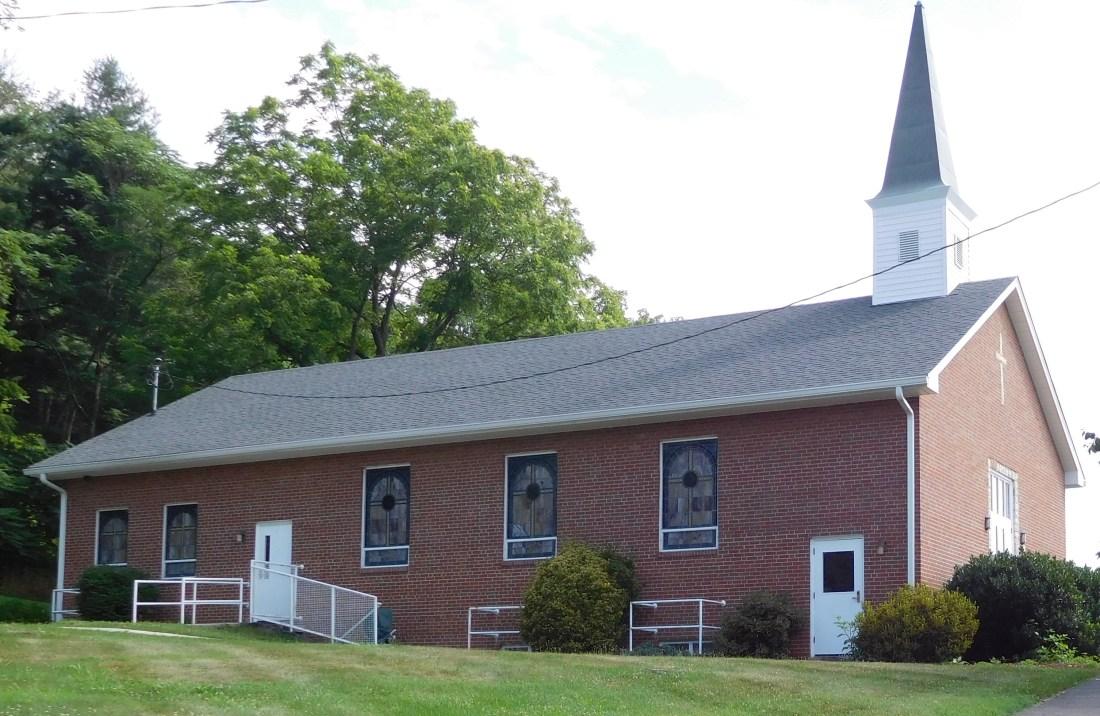 New Catawba Methodist Church
