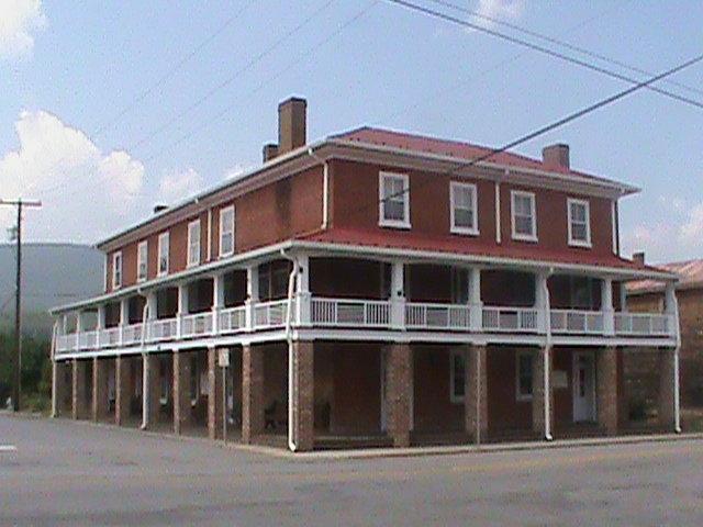 Old Brick Hotel