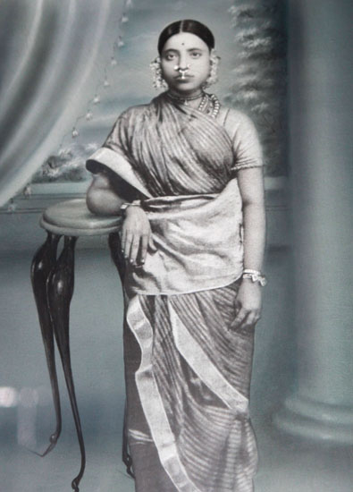 Rangammal, C.P.'s mother