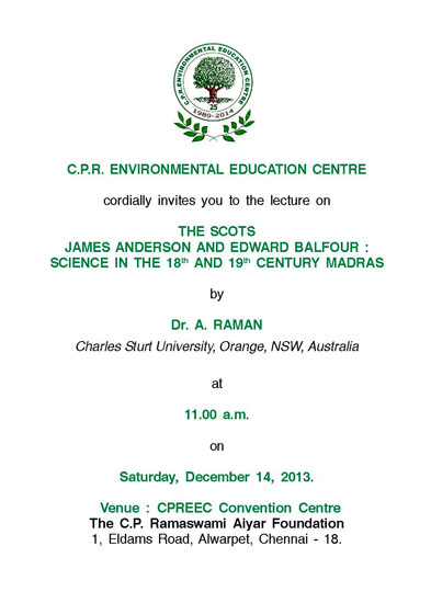 smaller?invitation for 2013 Dr. Raman talk