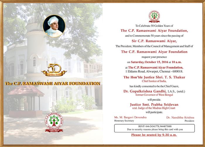 cpraf-golden-jubliee-invitation-mail
