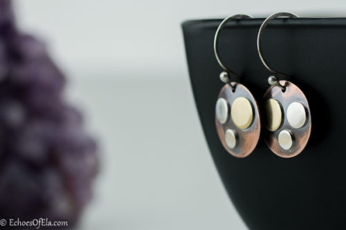 mixed-metal-circle-dot-earrings4