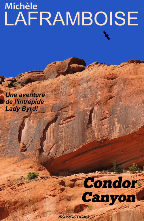 Book Cover: Condor Canyon