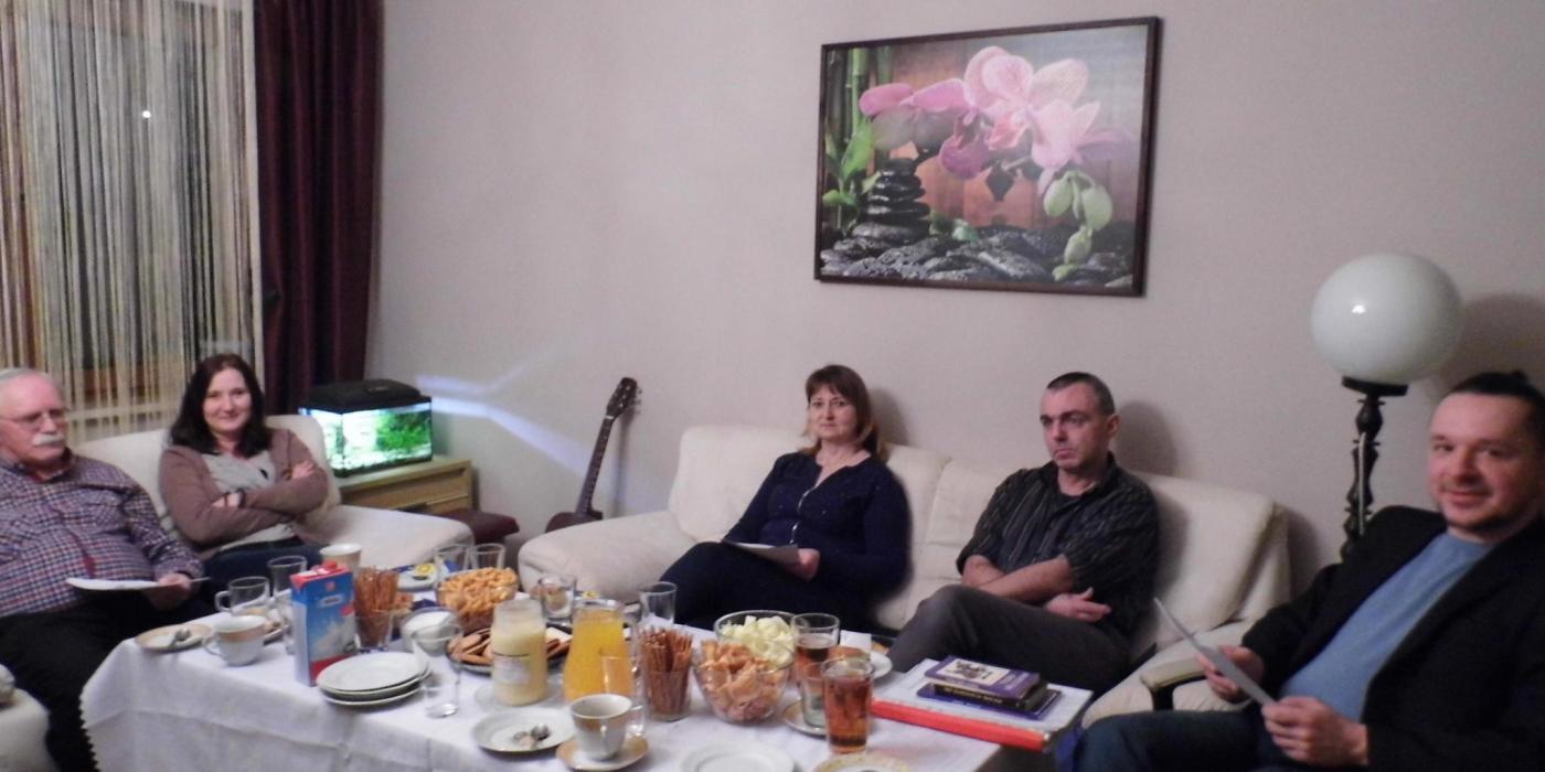 Dobrzeński Salonik Literacki 1