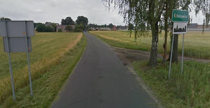 W Kolanowicach wybudują drogę i chodnik 1