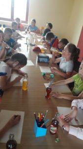 Dzieci z Jełowej aktywnie spędzają wakacje 44