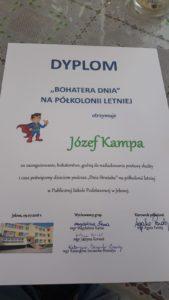 Dzieci z Jełowej aktywnie spędzają wakacje 47