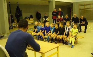Lukas Klemenz zaraża piłkarską pasją 9
