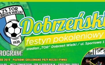 Dobrzeński Festyn Pokoleniowy już od piątku 9