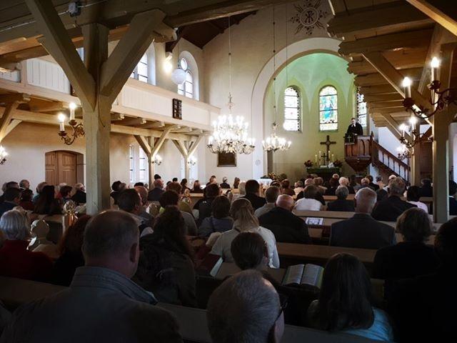 W Lubieni świętowano Regionalne Dożynki Ewangelickie 1