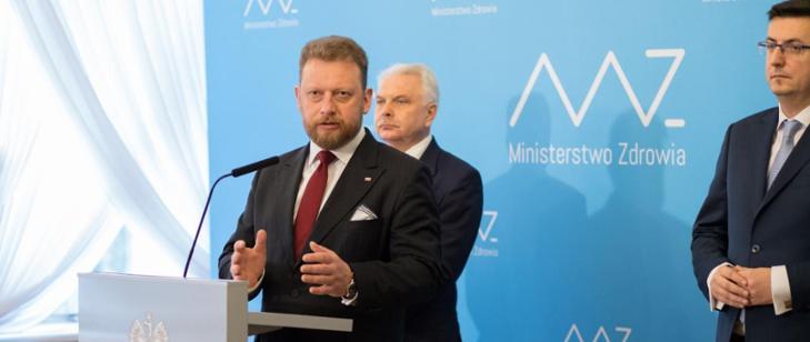 11 zakażonych na Opolszczyźnie, w Polsce 547 1