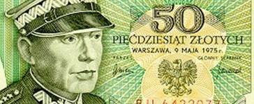 Historia banknotu z ponurym generałem 2