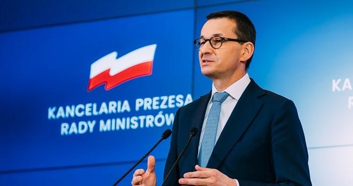Mateusz Morawiecki: policja będzie sprawdzać, czy poruszamy się zgodnie z zaleceniami; wojsko – w gotowości 4