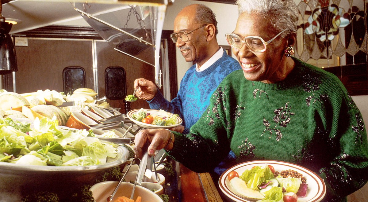 Free Food For Seniors – ECHO Inc