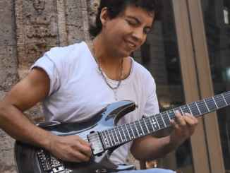 Damian Salazar - Hotel California (Electric Guitar Version)