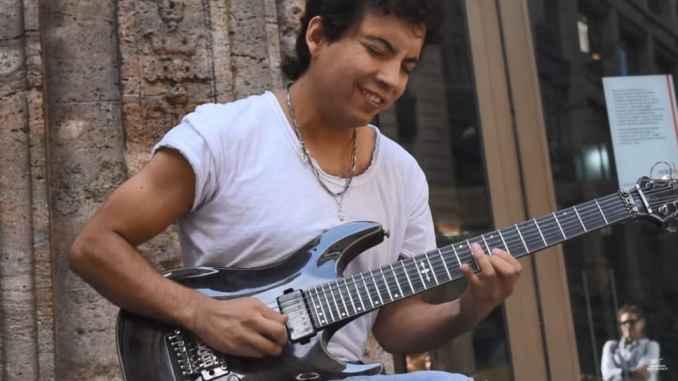 Damian Salazar - Hotel California (Electric Guitar Version)