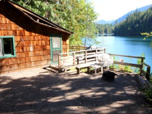 Echo Lake Resort Cabin Four Photo Gallery