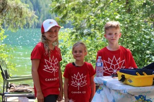Echo Lake Resort Canada Day Long Weekend