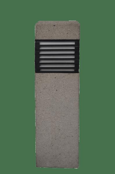 Square Concrete Bollard