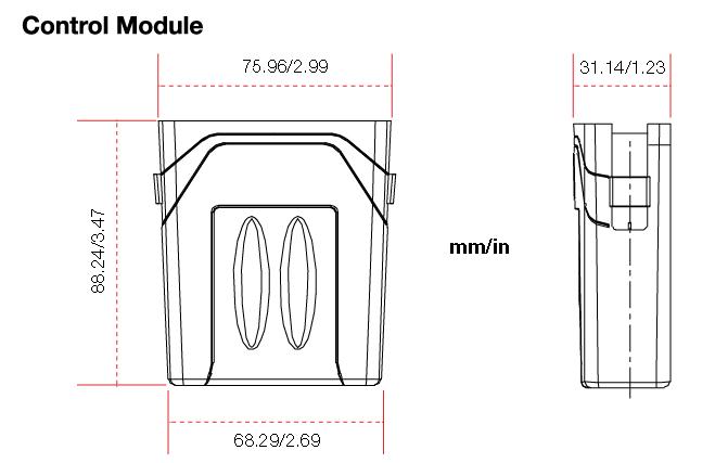 ParkAlert Rear Sensor Kit