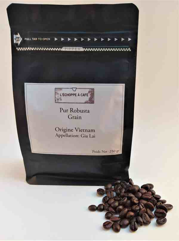 Café vietnamien robusta grain