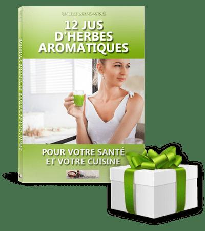 covers jus gift 450 - Guide des 21 herbes Aromatiques Miraculeuses pour Votre Bien-être.