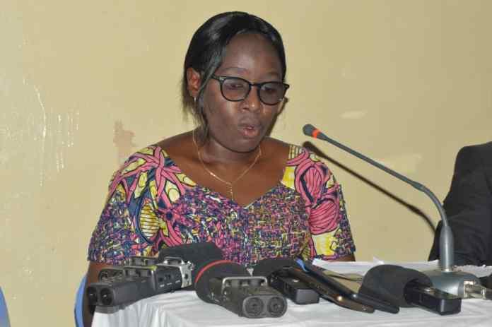 Dr Alida Bulambo, responsable du centre Heri Kwetu/Photo Echos Evangile Magazine
