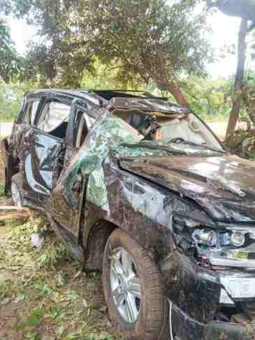 Hajia Umu 225x300 - NPP Parliamentary Candidate for Wa Central, car involved in an accident