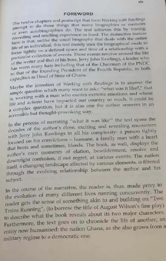 89992885 191x300 - See what Prof Naana Jane Opoku-Agyemang wrote in the foreword of 'Working with Rawlings'