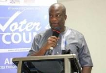 Dr Serebour Quaicoe Director of Electoral Services at the Electoral Commission of Ghana - Politics