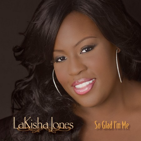 LaKisha Jones Album Cover