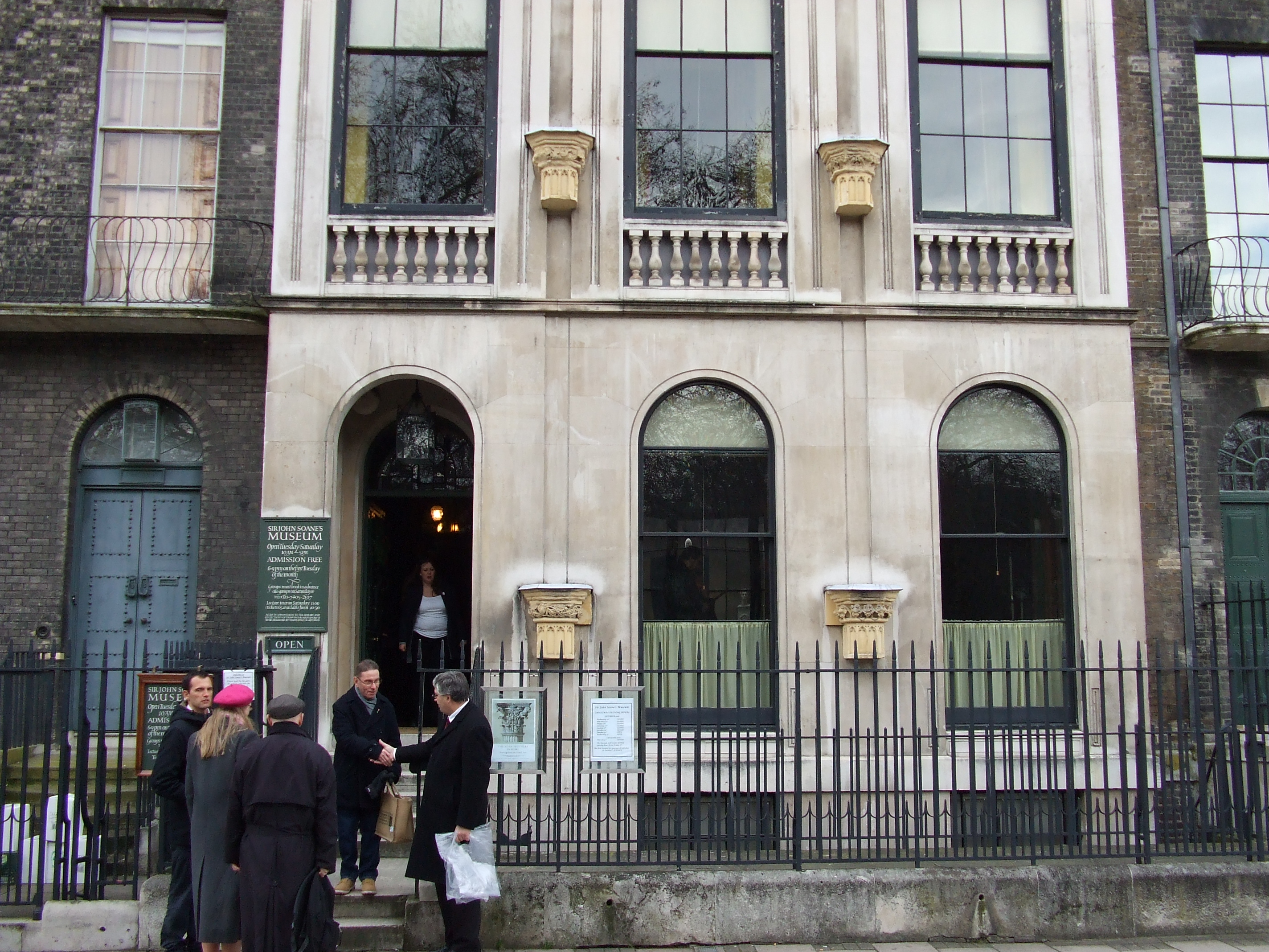 Sir John Soane's Museum and Library