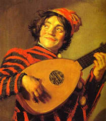 Oh what a gorgeous motley-by-frans-hals