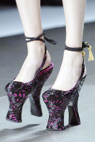 alexander mcqueen no less! but in this case more idefinitely  more