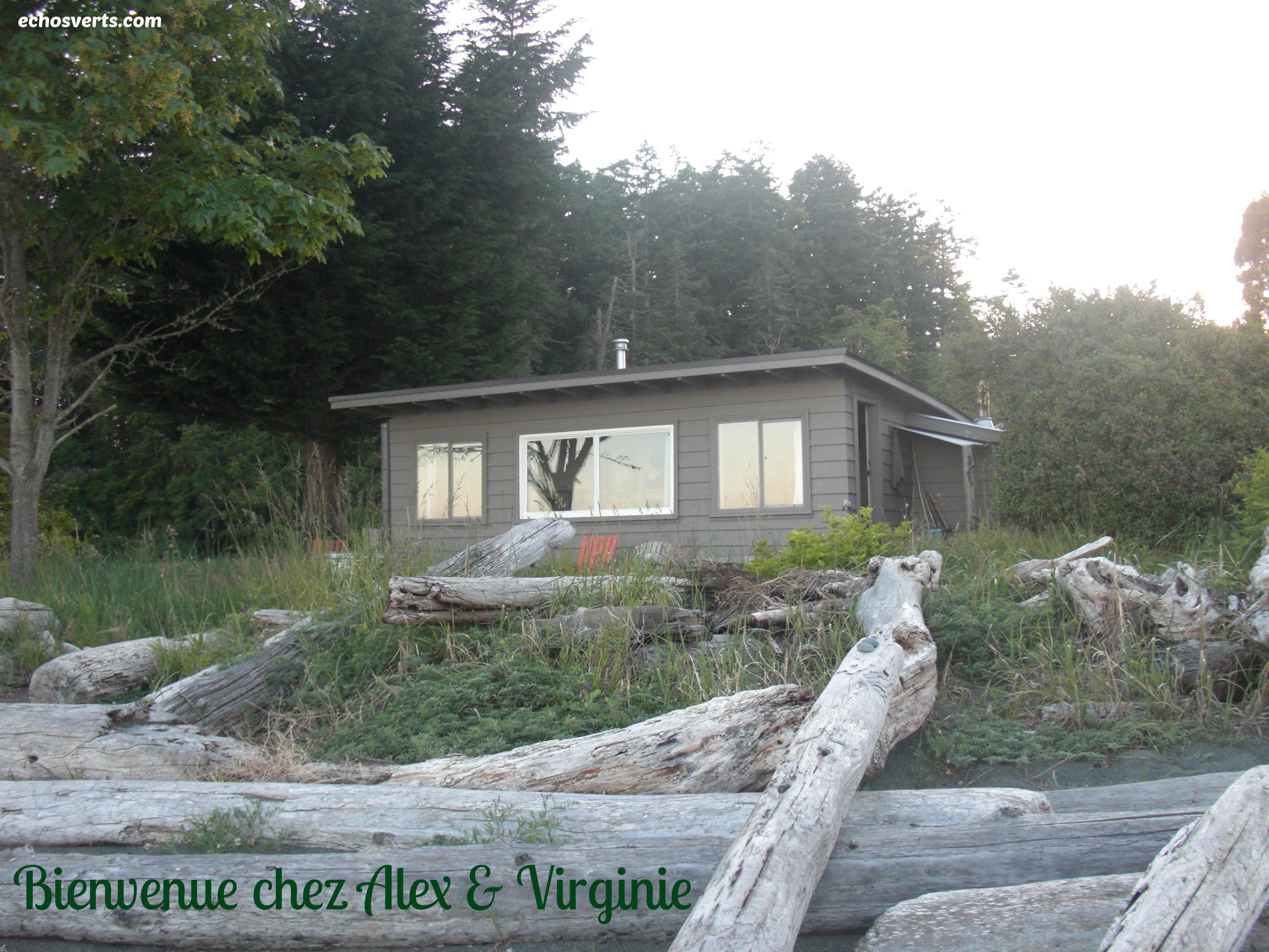 Beach House- Canada- BC- copyright- échos verts