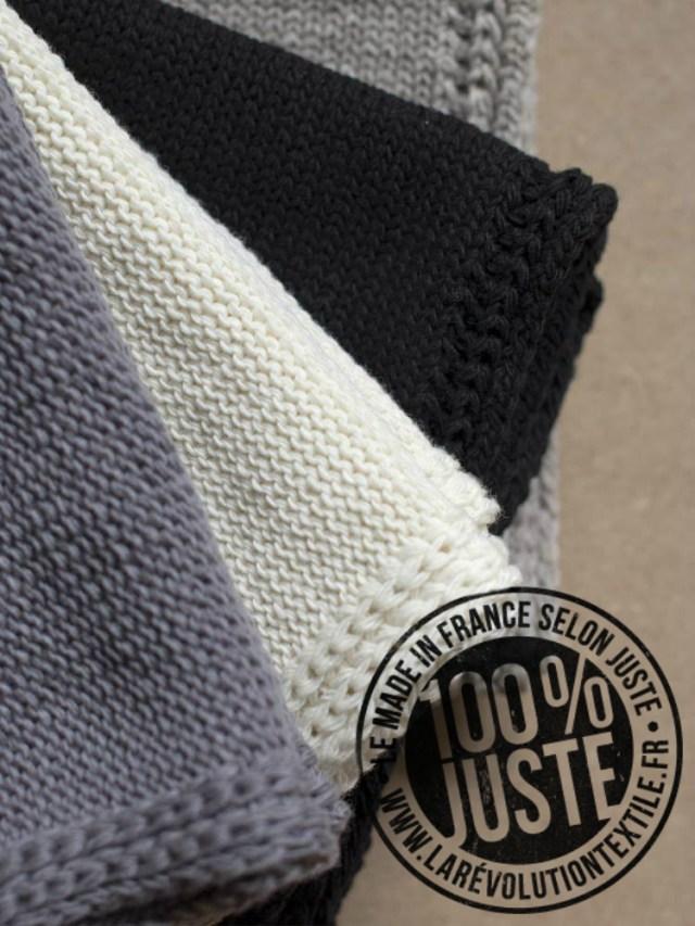 concours Echarpes Charlie Juste La révolution Textile