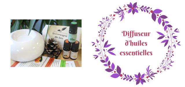 Diffuseur d'huiles essentielles