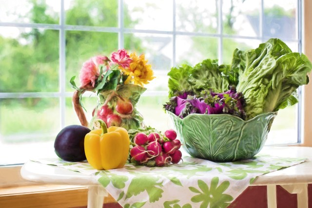 Légumes d'été PIXABAY