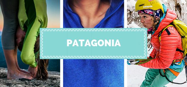 Patagonia vêtements de sport ecolo