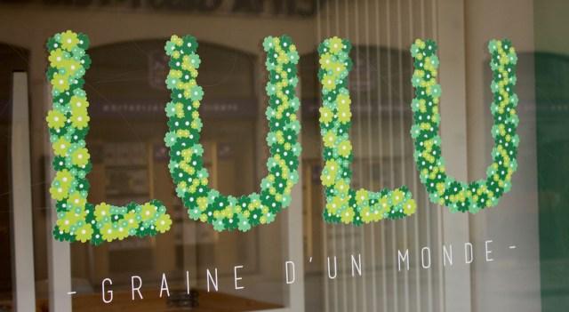 Lulu graine d'un monde dijon vitrine